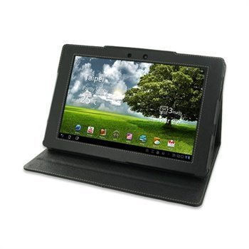 Asus Eee Pad Transformer TF101 PDair Leather Case 3BASPABX2 Musta