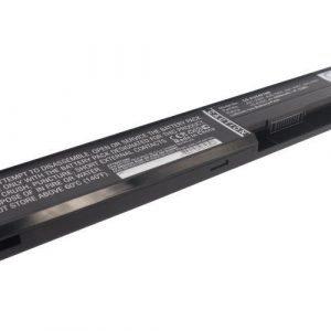 Asus F401 X401 akku 4400mAh / 47.52Wh mAh - Musta