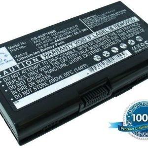 Asus F70 G71 G72 M70 N70 N90 X71 X72 akku 4400 mAh