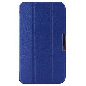 Asus Fonepad 7 FE375CG Tri-Fold Smart Nahkakotelo Tummansininen