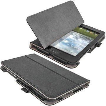 Asus Fonepad iGadgitz Ergo-Portfolio PU Leather Case Black