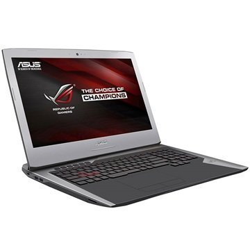 Asus G752VT-GC046D 17.3 Notebook Grey