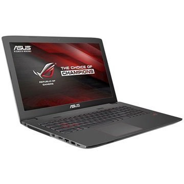 Asus GL752VW-T4243T 17.3 Notebook Harmaa