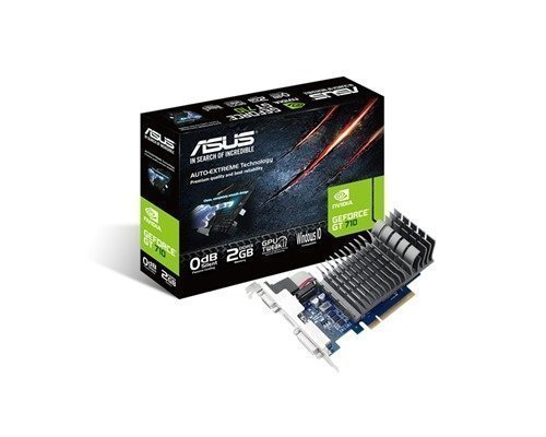 Asus Geforce Gt 710 Silent 2gb
