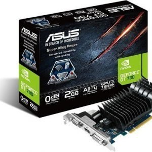 Asus Geforce Gt 730 Silent 2gb