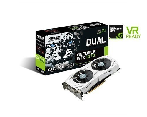 Asus Geforce Gtx 1070 Dual Oc