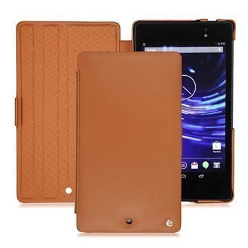 Asus Google Nexus 7 2 (2013) Noreve Tradition Leather Case Brown