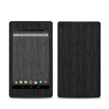 Asus Google Nexus 7 2 Black Woodgrain Skin