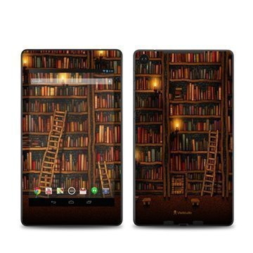 Asus Google Nexus 7 2 Library Skin
