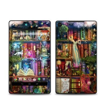 Asus Google Nexus 7 2 Treasure Hunt Skin