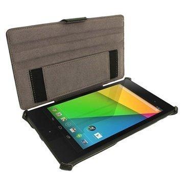 Asus Google Nexus 7 2 iGadgitz Leather Case Black