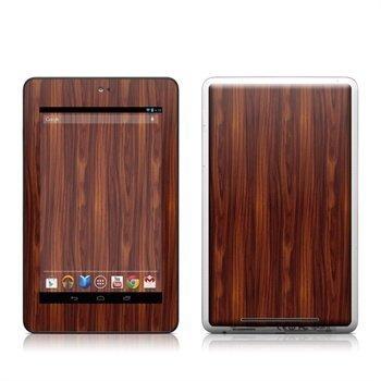 Asus Google Nexus 7 Dark Rosewood Skin