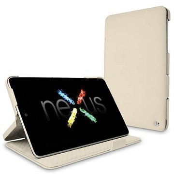 Asus Google Nexus 7 Noreve Tradition Leather Case Beige