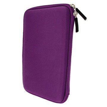 Asus Google Nexus 7 iGadgitz EVA Travel Hard Case Purple