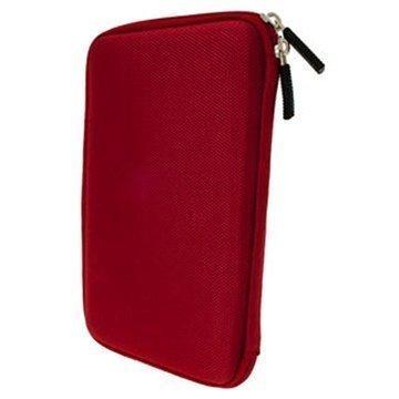 Asus Google Nexus 7 iGadgitz EVA Travel Hard Case Red