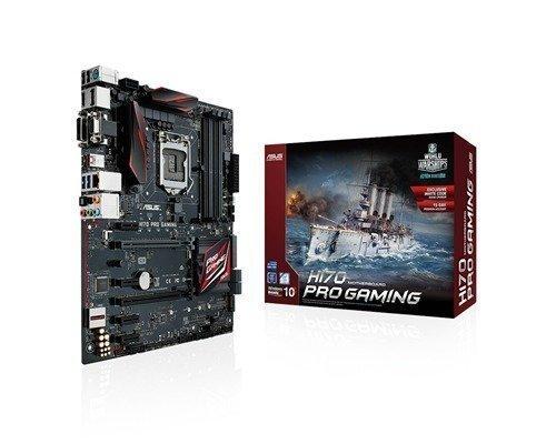 Asus H170 Pro Gaming Lga1151 Socket Atx