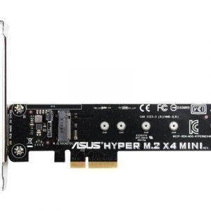 Asus Hyper M.2 X4 Mini Card