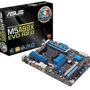 Asus M5a99x Evo R2.0 Socket Am3+ Atx