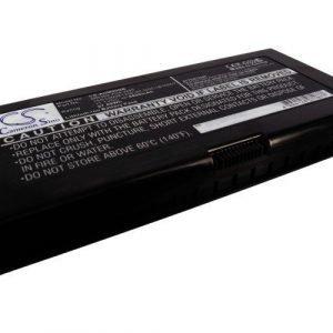 Asus M90 W90 akku 8800mAh / 97.68Wh mAh - Musta