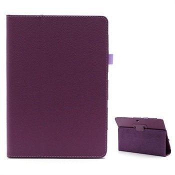 Asus Memo Pad Smart 10 Folio Nahkakotelo Violetti