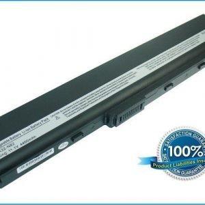 Asus N82 N82E N82EI N82J N82JQ 4400 mAh Black
