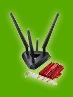 Asus PCE-AC68 - WiFi-adapteri