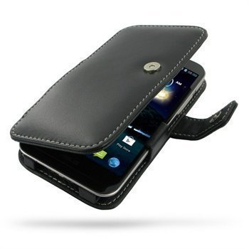 Asus PadFone 2 PDair Leather Case 3BASAPB41 Musta