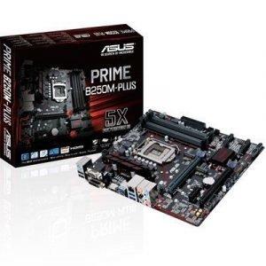 Asus Prime B250m-plus S-1151 Mikro Atx