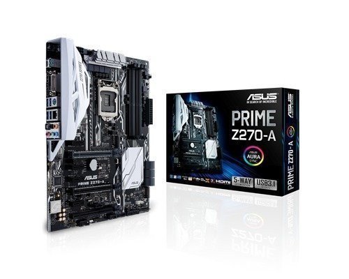 Asus Prime Z270-a S-1151 Atx