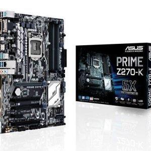 Asus Prime Z270-k S-1151 Atx