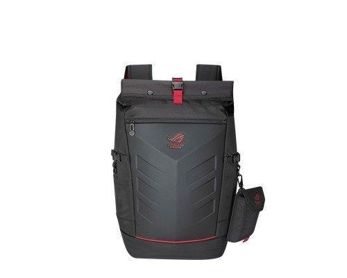 Asus Rog Ranger Backpack Musta Punainen 17tuuma