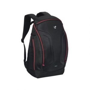 Asus Rog Shuttle 2 Backpack Musta Punainen 17tuuma