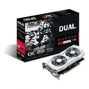 Asus Rx 460 Dual Oc 2gb
