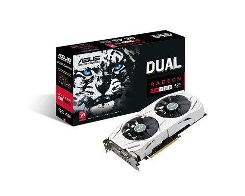 Asus Rx 480 Dual Oc 8gb