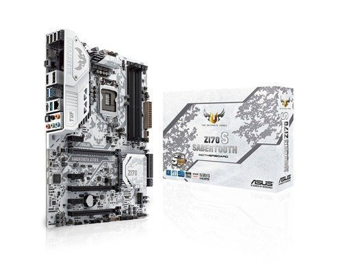 Asus Sabertooth Z170 S Lga1151 Socket Atx