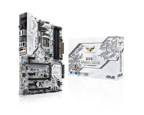 Asus Sabertooth Z170 S Lga1151 Socket Atx