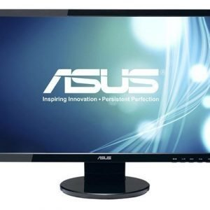 Asus Ve248hr 24 Wide Tft Led Black 24 16:9 1920 X 1080 Tn