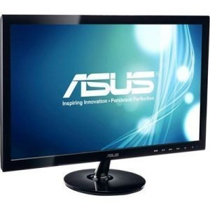 Asus Vs248hr 24 Wide Tft Led Black 24 16:9 1920 X 1080 Tn