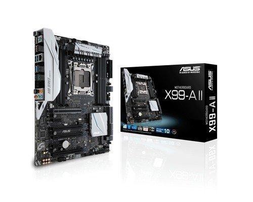 Asus X99-a Ii Lga2011-v3 Pistoke Atx