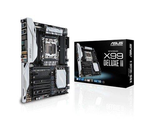 Asus X99-deluxe Ii Lga2011-v3 Pistoke Atx