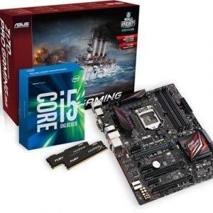 Asus Z170 Pro + Ci5 6600k + 16gb Ddr4 Lga1151 Socket