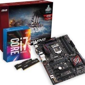 Asus Z170 Pro + Ci7 6700k + 16gb Ddr4 Lga1151 Socket