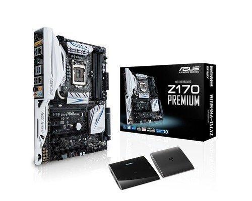 Asus Z170-premium Lga1151 Socket Atx