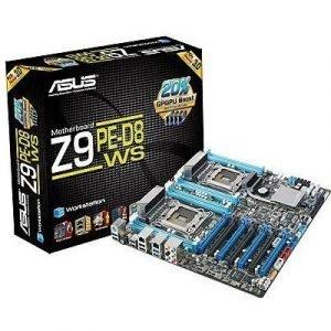 Asus Z9pe-d8 Ws Lga2011 Pistoke Ssi Eeb
