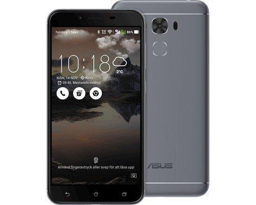 Asus Zenfone 3 Max Dual-sim 32gb Harmaa