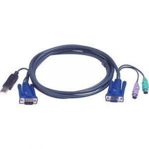 Aten Intelligent Kvm Cable 2l-5503up