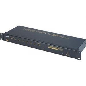 Aten Kvm Switch 8-port Osd 19 1u