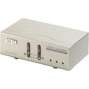Aten Video Matrix Switch Vs-0202 2x2