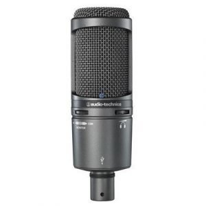 Audio-technica Audio Technica At2020usb+