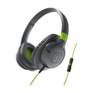 Audio-technica Sonicfuel Ath-ax1is Grey
